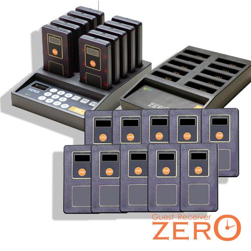 画像1: ゲストレシーバーZERO お得な20台セット (充電器1台) (1)