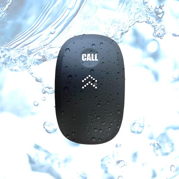 電池レスコール送信機 防水