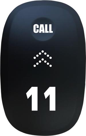 電池レスコール送信機11