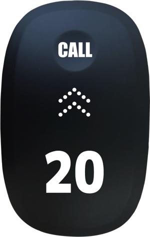 電池レスコール送信機20