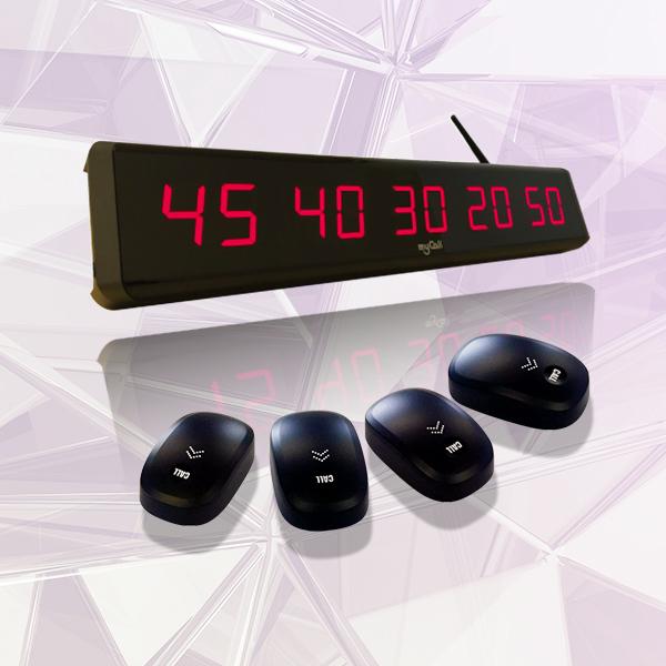 電池レスコール受信機送信機 デザイン